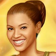 Beyonce Makeup
