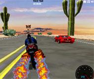 Moto Run 3D
