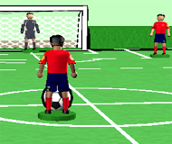 Table Top Football 3D
