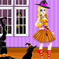 Barbie Halloween Costume Design