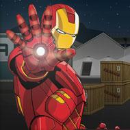 Iron Man Assault on AIM