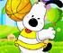 Puppy Basketball
