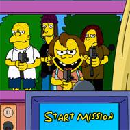Simpsons 3D Shooting
