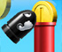 Super Mario Shoot the Cannon